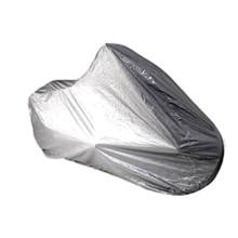 Sweep motorcycle cover