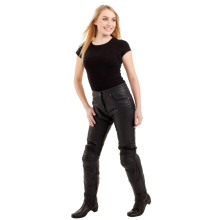Sweep Sport ladies leather pant