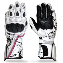 Sweep Queen of Speed ladies glove, white
