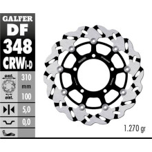 Galfer Wave Brake disc, SUZUKI M 109/M 1800/VZR 1800 Intruder, front right