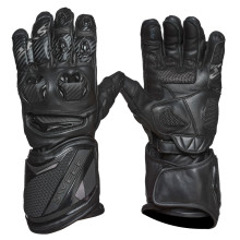 Sweep Chicane racing glove, black