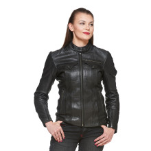 Sweep Jade ladies leather jacket