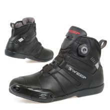 Sweep Forza waterproof racing sneakers, black