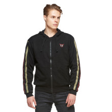 Sweep Ragnar aramid reinforced mc hoodie