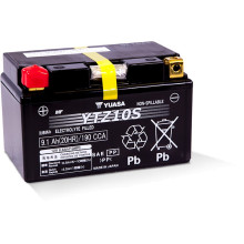 Yuasa High Performance MF VRLA Battery YTZ10S (WC) 12V
