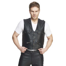 Sweep Randy leather vest