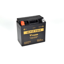 Yuasa High Performance MF VRLA Battery GYZ16H (WC) 12V