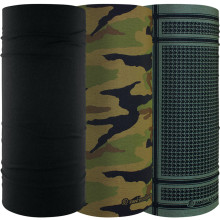 Motley Tube Military / Tactical 3 Pack -pakkaus