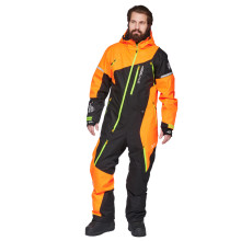Sweep Snowcore Evo 2.0 snow overall, black/orange