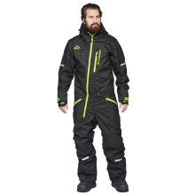 Sweep RXT snow overall, black