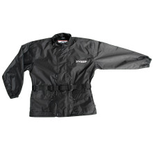 Sweep Monsoon Rain jacket, black