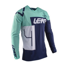 Leatt Jersey GPX 3.5 Junior, Aqua