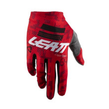 Leatt Gloves GPX 1.5 Gripr, Red