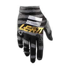 Leatt Gloves GPX 1.5 Gripr, Zebra
