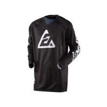 Answer Elite Solid Jersey, musta