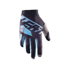 Leatt Glove GPX 2.5 X-Flow, Black/Blue