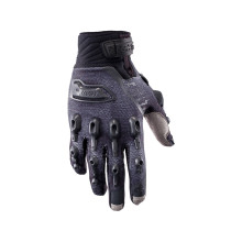 Leatt Glove GPX 5.5 Windblock, Black/Grey