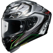 Shoei X-Spirit III, Aerodyne TC-4