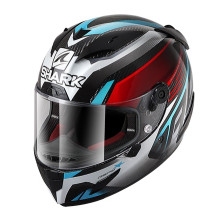 Shark Race R Pro Carbon Aspy, red/silver