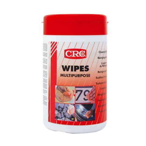 CRC Multipurpose Wipes